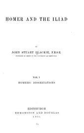 Homeric dissertations