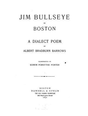 Jim Bullseye in Boston
