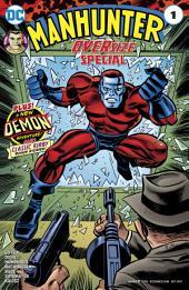 Manhunter Special #1 (2017-) #1