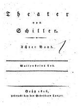 Theater: Wallensteins Tod, Band 8