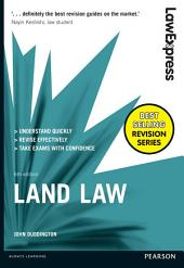 Law Express: Land Law: Edition 6