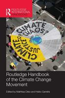Routledge Handbook of the Climate Change Movement PDF