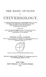 The Basic Outline of Universology PDF