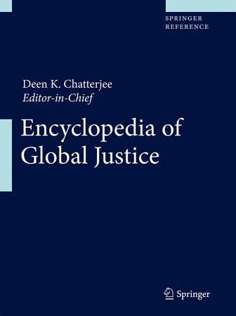 Encyclopedia of Global Justice PDF
