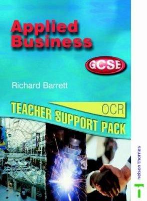 OCR Teacher Support Pack