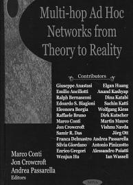 Multi Hop Ad Hoc Networks From Theory To Reality