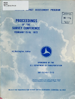 Climatic Impact Assessment Program PDF