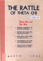 The Rattle of Theta Chi PDF