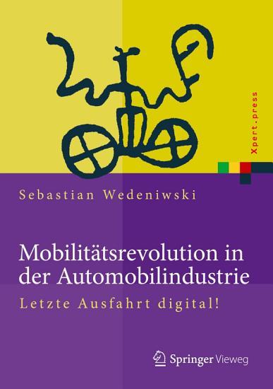 Mobilit  tsrevolution in der Automobilindustrie PDF