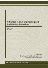 Advances in Civil Engineering and Architecture Innovation PDF