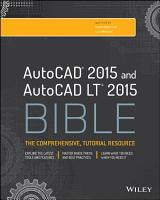 AutoCAD 2015 and AutoCAD LT 2015 Bible PDF