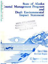 Alaska Coastal Zone Management Program: Environmental Impact Statement