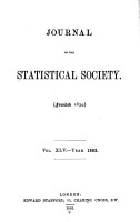 Journal of the Statistical Society PDF