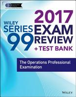 Wiley FINRA Series 99 Exam Review 2017 PDF