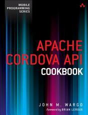 Apache Cordova API Cookbook PDF
