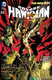 The Savage Hawkman (2012-) #18