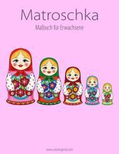 Matroschka-Malbuch für Erwachsene 1