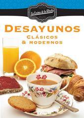 Desayunos, clasicos y modernos