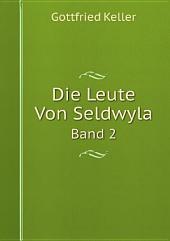 Die Leute Von Seldwyla: Band 1