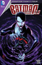Batman Beyond 2.0 (2013-) #34
