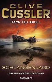 Schlangenjagd: Ein Juan-Cabrillo-Roman