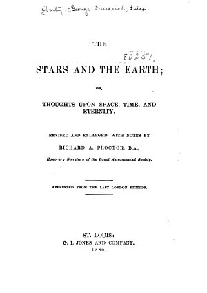 The Stars and the Earth