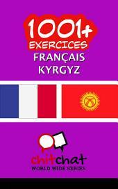 1001+ exercices Français - Kyrgyz