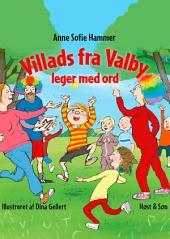 Villads fra Valby leger med ord LYT&LÆS