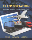 Transportation  A Global Supply Chain Perspective PDF