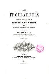 Espagne et Provence: études sur la littérature du midi de l'Europe, accompagnées d'extraits et de pièces rares ou inédites pour faire suite aux travaux de Raynouard et de Fauriel