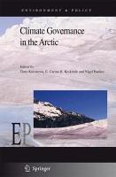 Climate Governance in the Arctic PDF