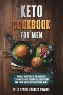 Keto Cookbook for Men
