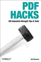PDF Hacks PDF