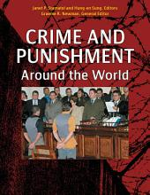 Crime and Punishment around the World [4 volumes]: [Four Volumes]