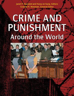 Crime and Punishment around the World  4 volumes  PDF