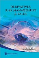 Derivatives  Risk Management   Value PDF
