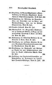 Erganzungs-sammlung der politischen, cameral- und justiz-gesetze und verordnungen, welche für das herzogthum Krain und den Villacher kreis Kärntens im königreiche Illirien von dem zeitpunkte der wiederbesitznahme bis einschliessig des jahres 1818 erlassen worden sind: Band 2