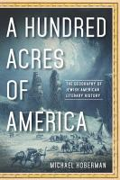 A Hundred Acres of America PDF