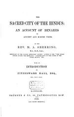 The Sacred City of the Hindus