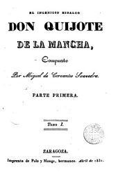 El Ingenioso hidalgo don Quijote de la Mancha,1: Volumen 3