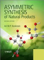 Asymmetric Synthesis of Natural Products PDF