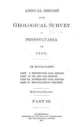 Annual Report on the Geological Survey of the State of Pennsylvania
