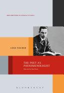 The Poet as Phenomenologist
