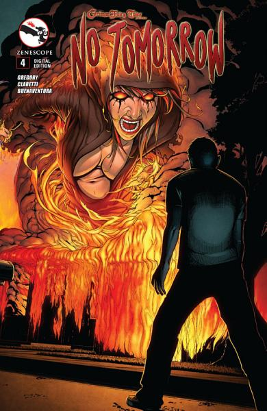 Grimm Fairy Tales No Tomorrow #4