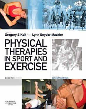 Physical Therapies in Sport and Exercise PDF