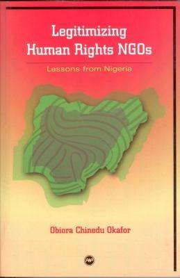 Legitimizing Human Rights NGOs PDF