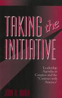Taking the Initiative PDF