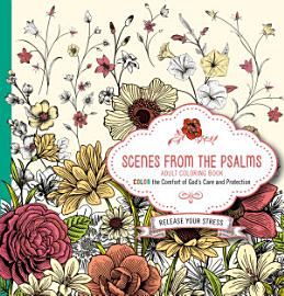 Scenes From The Psalms   Adult Coloring Book