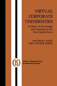 Virtual Corporate Universities Book