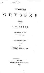 Odyssee: Bände 3-4